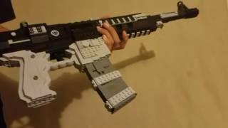 my first lego gun welcome