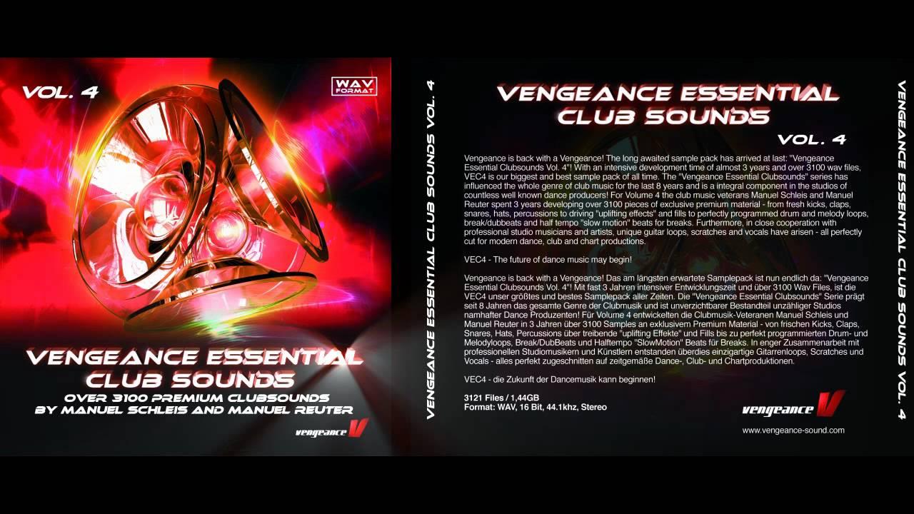 Vengeance Essential Clubsounds