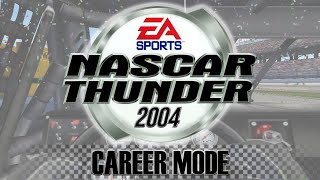 NASCAR Thunder 2004 Career #1 - Daytona 500!