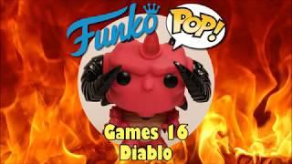Diablo Funko Pop unboxing (Games 16)