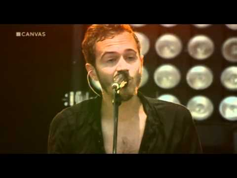 editors papillon live at rock werchter official canvas