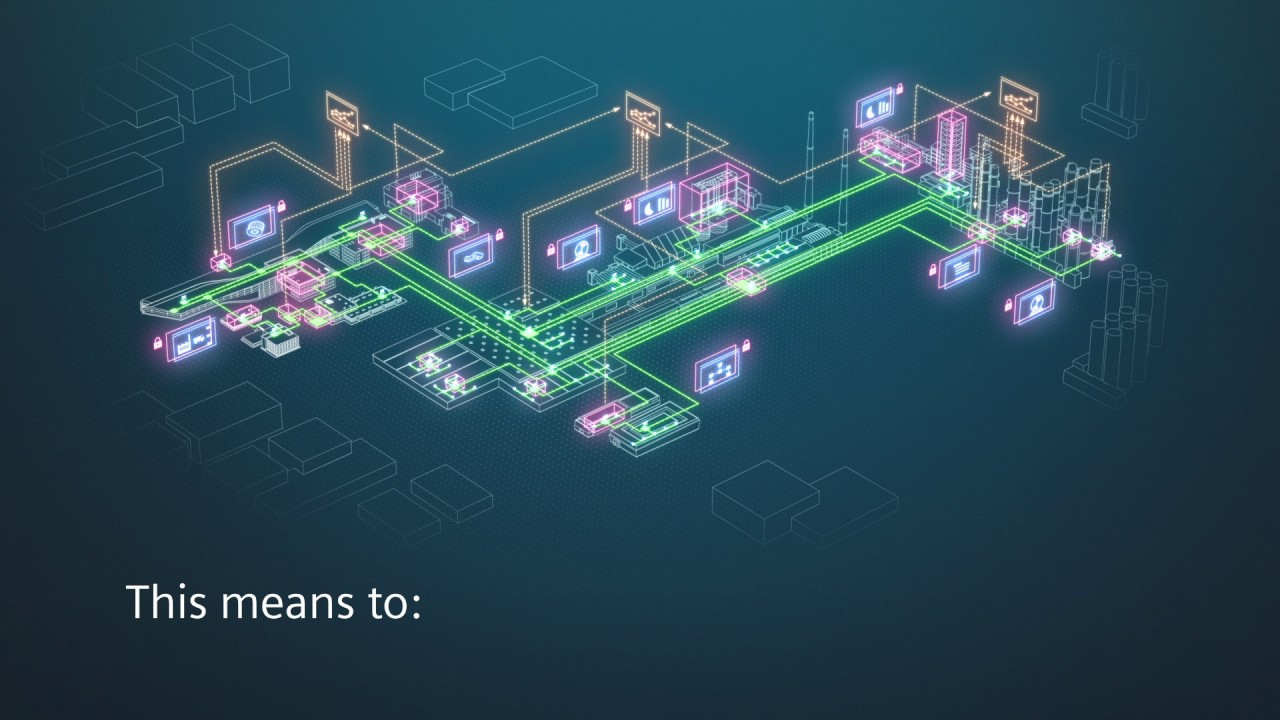 Siemens' Answer To Industrie 4.0