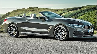 2019 BMW 8 Series Convertible - Sumptuous Open-Top Driving Experience
