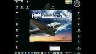 Boeing PMDG 747-400/F repaint install FS2004