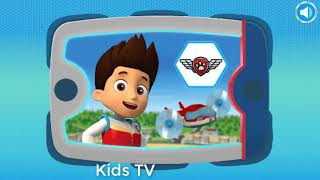 PAW PATROL Air Pups Pawsome Missions - Ruble ZUMA and Marshall To The Rescue