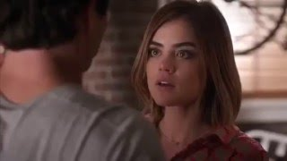 vuclip Pretty Little Liars 6x20 - Aria & Ezra Epic Love Scene #EzriaReunite