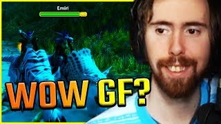 Asmongold Needs A WoW Girlfriend? Morons in Maraudon by UberDanger