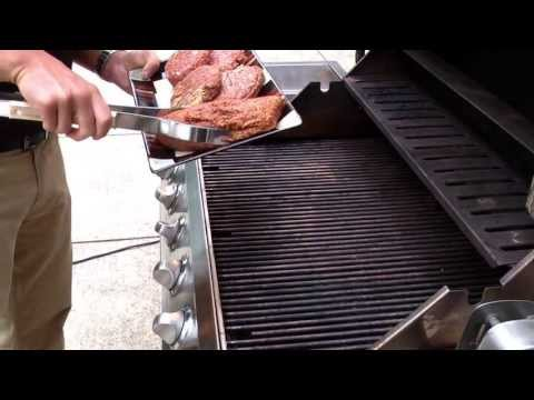 One Minute Wellness Grilling Food Safety Tips