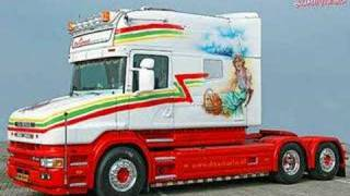 SCANIA King of the Road - HENK WIJNGAARD