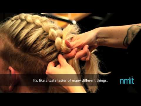 NMIT Hairdressing