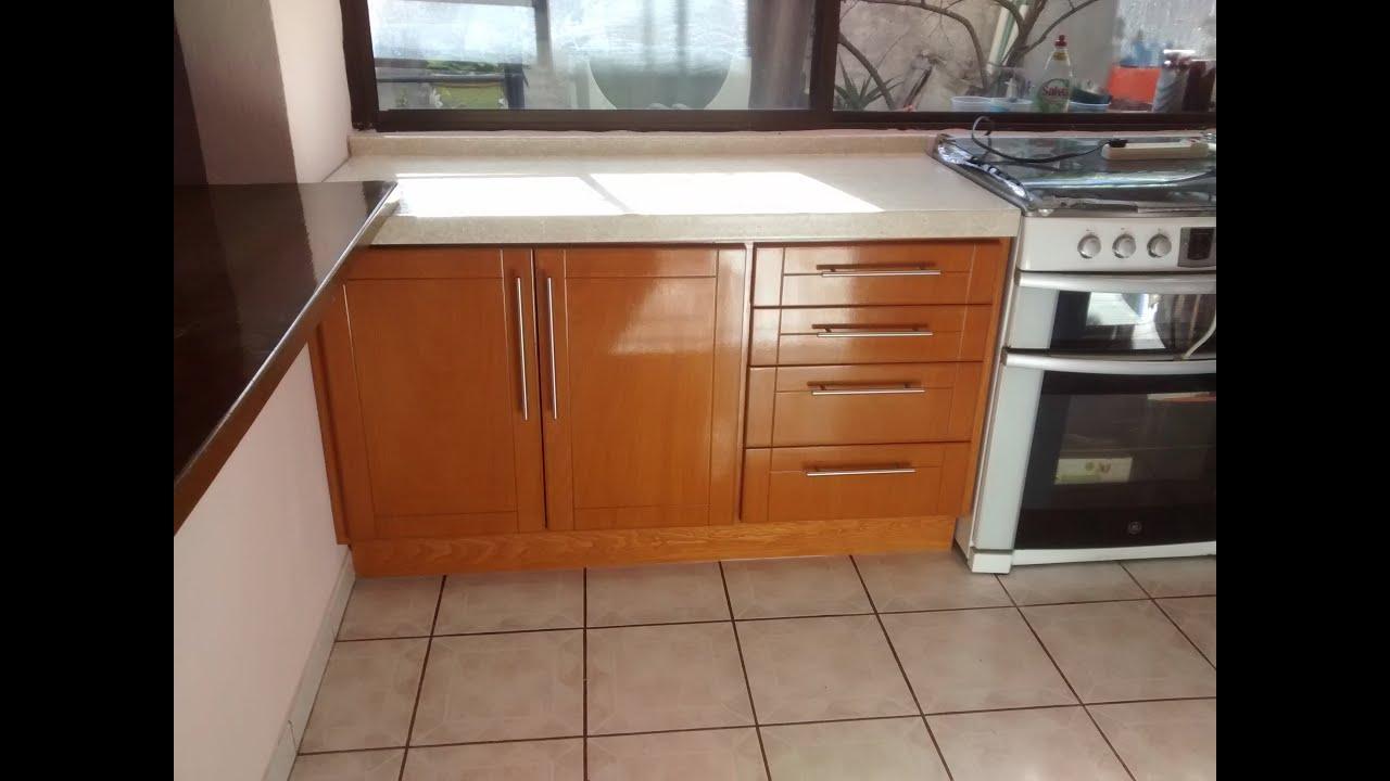 Mueble de cocina parte 2 youtube for Crear cocina online