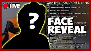 FACE REVEAL😎-🕶️ & QnA | LIVE STREAM HIGHLIGHTS