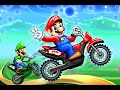 Mario Bike Challenge - Mario Racing Games