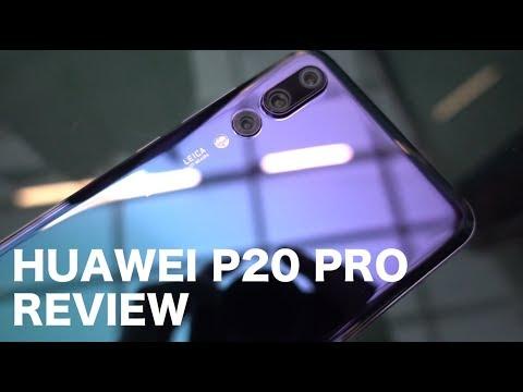 รีวิว Huawei P20 Pro ( review ) เทพสามตาพร้อมท้าชน!!!