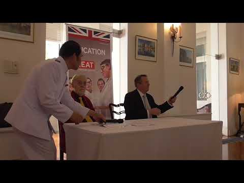 BCCT 'Fireside Chat' with The Rt Hon Dr. Liam Fox MP