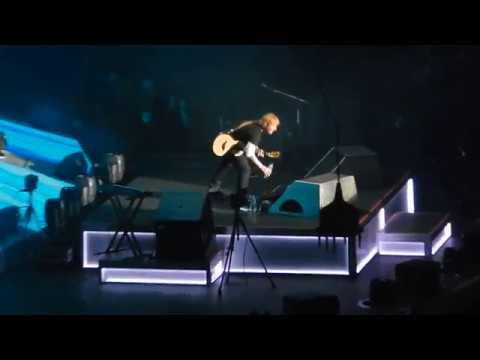 Ed Sheeran - The A Team - Stockholm July 14th 2018