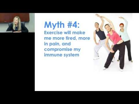 CancerConnection.ca Webcast – The truths and myths of exercise and cancer