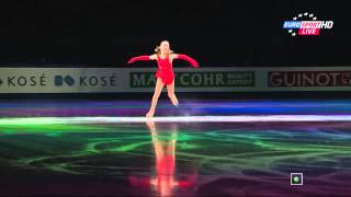 Юлия Липницкая  ЧМ 2014 в Сайтаме  Показательные выступления(, 2014-03-30T10:15:39.000Z)