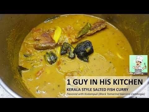 Kerala Salted Fish Curry