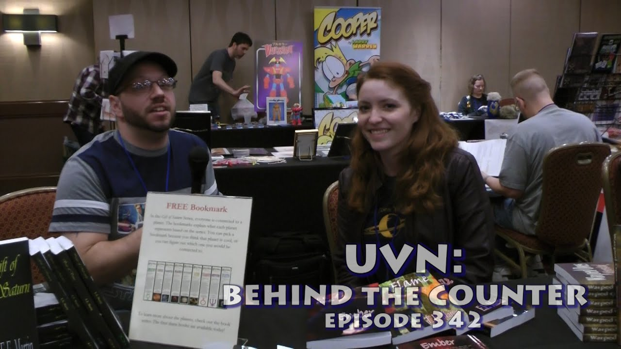 UVN: Behind the Counter 342
