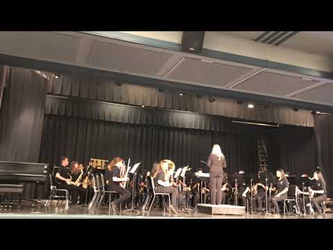 Parkside Intermediate 2019 Music in the Park Concert Band