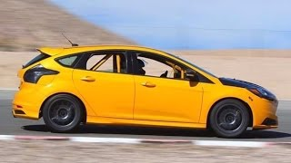 450 HP Ford Focus ST Time Attack Car - One Take