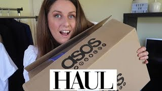 ASOS Haul 2020 | Quick Try on