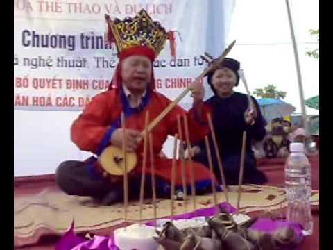 Thay mo Tay cung