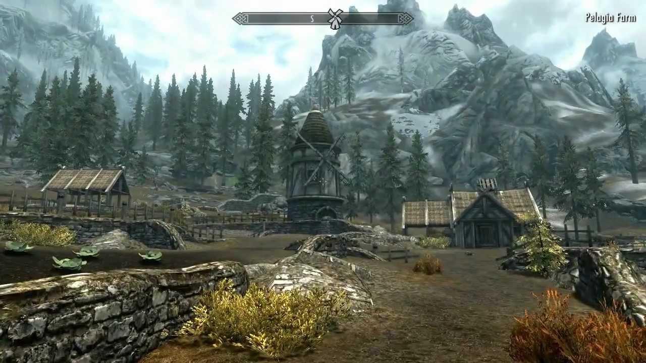 Skyrim Treasure Map 4 Location & Guide (IV)