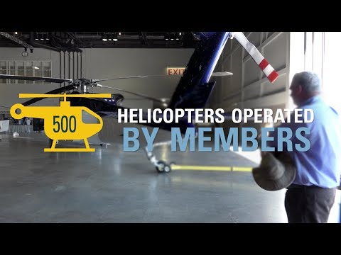 Meet with Helicopter Operators and Other Business Aviation Professionals at NBAA-BACE