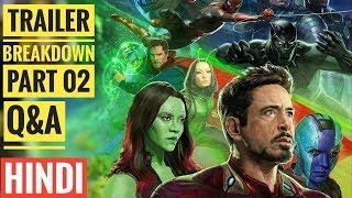 Video Avengers Infinity War Q&A download MP3, 3GP, MP4, WEBM, AVI, FLV November 2018