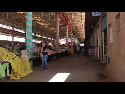 Morocco, Agadir Souk 1080 50p Full HD