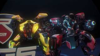 Mech Combat is a Sport - RIGs Mechanized Combat League