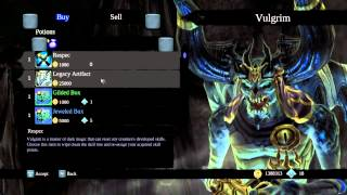 Darksiders 2 Guide to Possessed weapons [Part 1/2]