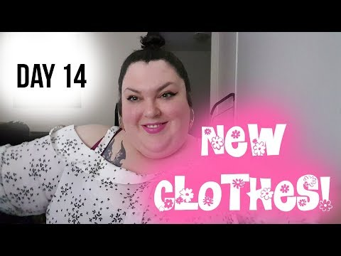 DAY 14 WEIGHTLOSS JOURNEY NEW CLOTHES