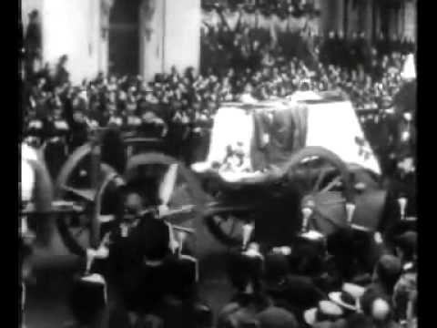 Funeral Of Queen Victoria The Marble Arch 1901 Youtube