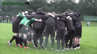 U19 : 06.09.11 - Kreispokal : Heider SV - TuRa Meldorf