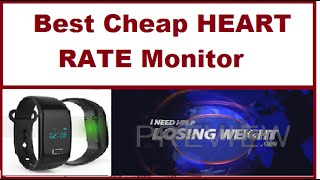 Best Cheap HEART RATE Monitor | I Need Help Losing Weight