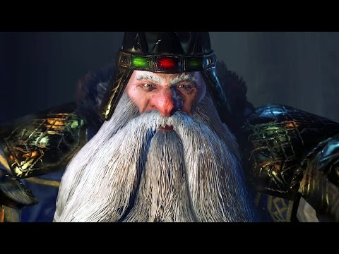 Total War WARHAMMER Cinematic Trailer (2016)
