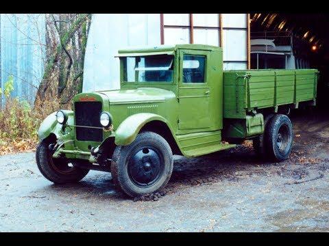 'Быль дорог: грузовик