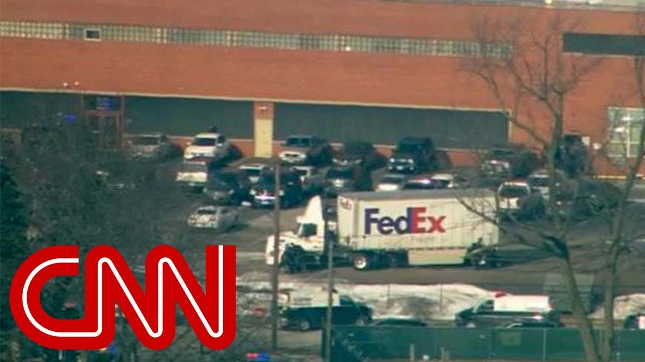 Police: Active shooter at Aurora, Illinois business | CNN Breaking News