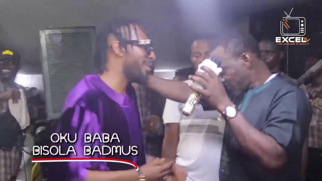 Download Oku Baba Bisola Badmus 2 | 9ice Alapomeji, MC Oluomo storm the Stage as Oganla Of Fuji Pasuma is en