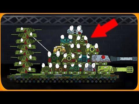 Стальное чудовище Мультики про танки