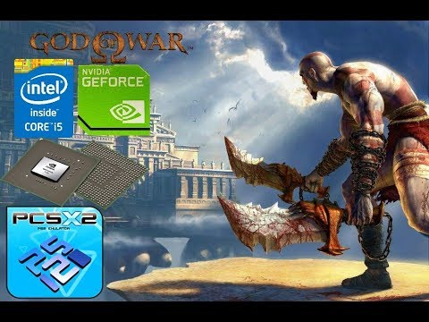 God of War 1 - PCSX2: Nvidia Geforce 910M: i5 5200U 8 GB RAM gDDR3