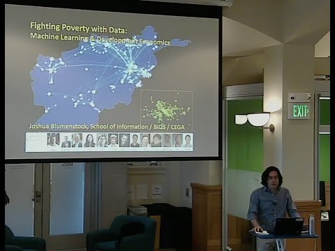 Fighting Poverty with Data