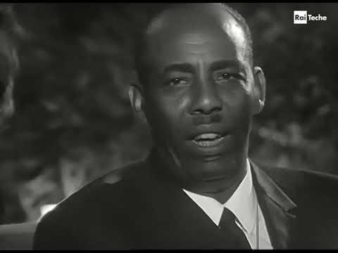 Jaalle Siyaad Barre Interview 1972