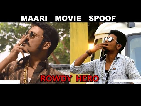Maari Movie Spoof | Rowdy Hero | OYE TV