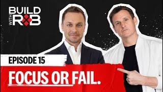 Lessons From Failure w/ Ultracast CEO Dmitry Kozko   Build With Rob EP15