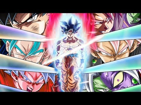 LIMIT BREAKER TEAM! Ultra Instinct Goku Lead Team! Dragon Ball Z Dokkan Battle