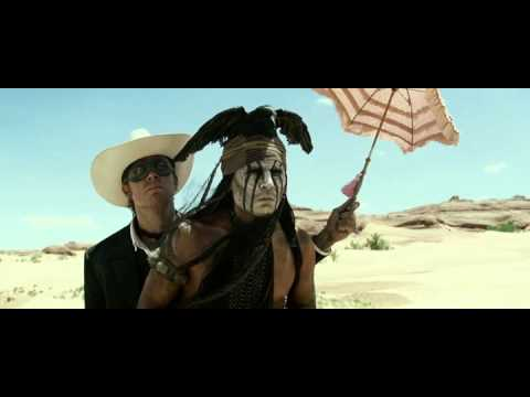 The Lone Ranger 2013  Funny